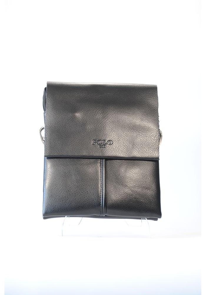 Мужская сумка через плечо POLO среднего размера