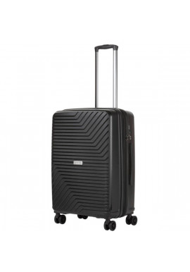 Фото Чемодан CarryOn Transport (M) Black