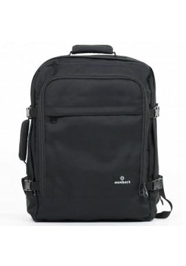 Фото Сумка-рюкзак Members Essential On-Board 44 Black