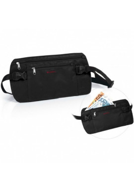 Фото Сумка на пояс Gabol Money Belt Black