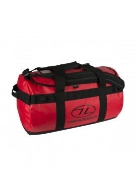 Фото Сумка дорожная Highlander Lomond Tarpaulin Duffle 65 Red