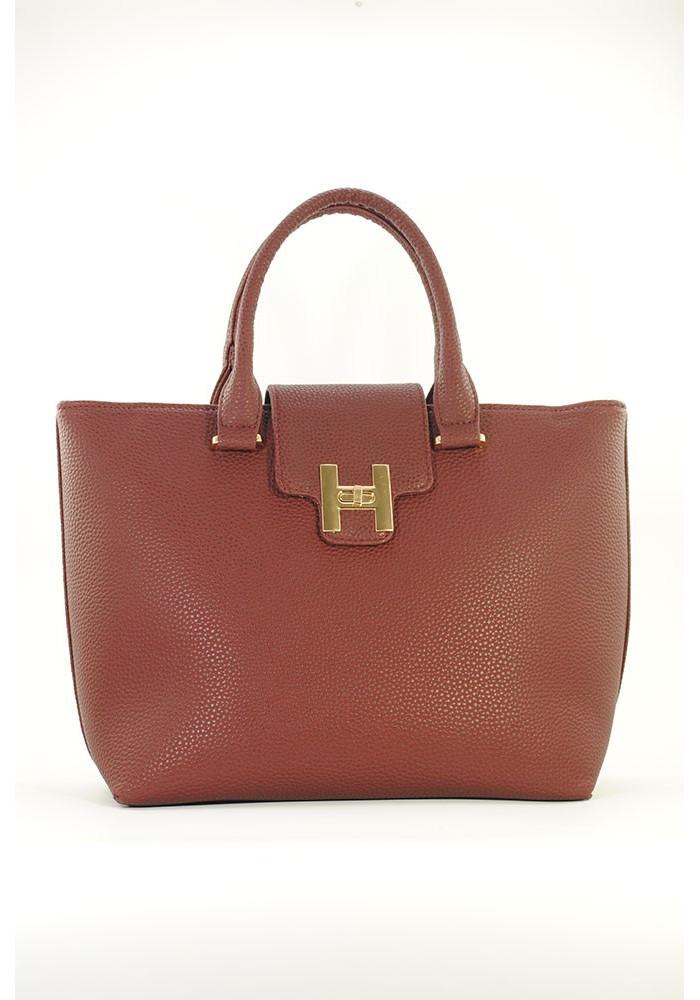 Бордовая женская сумка Betty Pretty