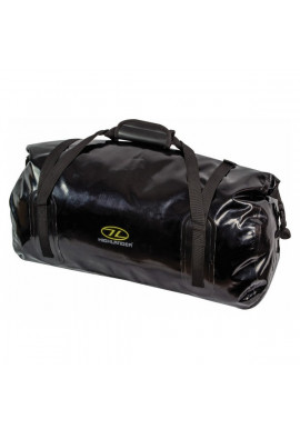 Фото Сумка дорожная Highlander Mallaig Drybag Duffle 35 Black (Waterproof)