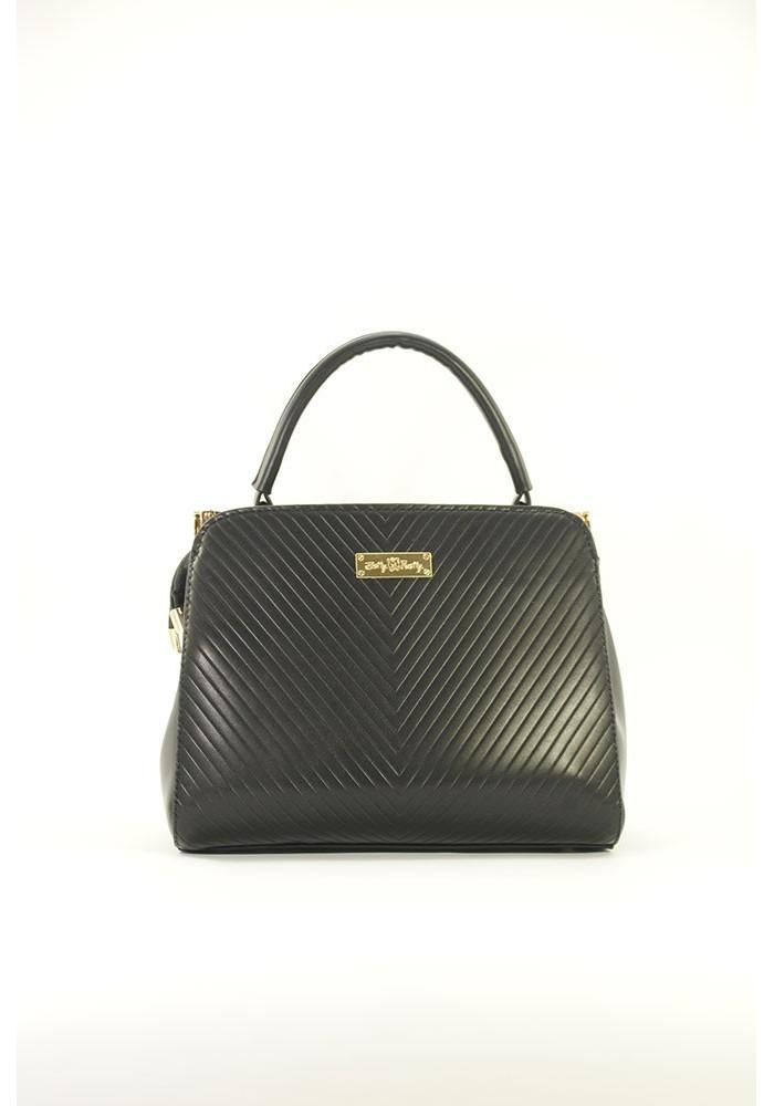 Маленькая черная женская сумка Betty Pretty 03-L