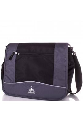 Фото Мужская сумка на плечо ONEPOLAR W308-grey