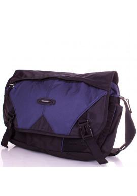 Фото Мужская тканевая сумка ONEPOLAR W5049-navy