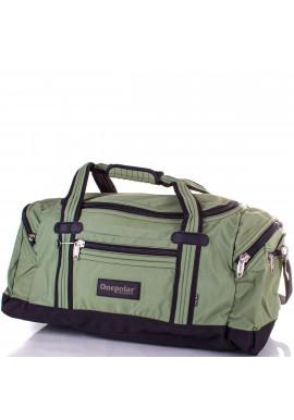 Фото Мужская дорожная сумка ONEPOLAR WB808-green