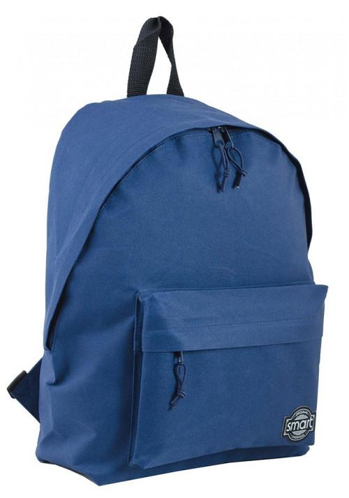 Городской рюкзак синего цвета