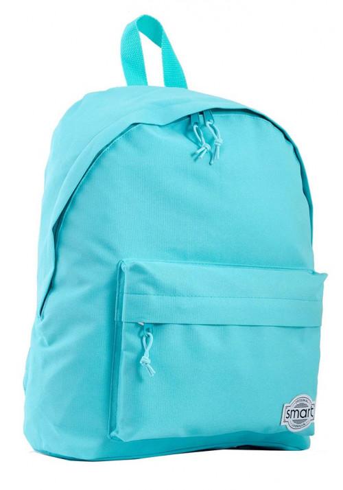 Городской рюкзак Smart мятного цвета