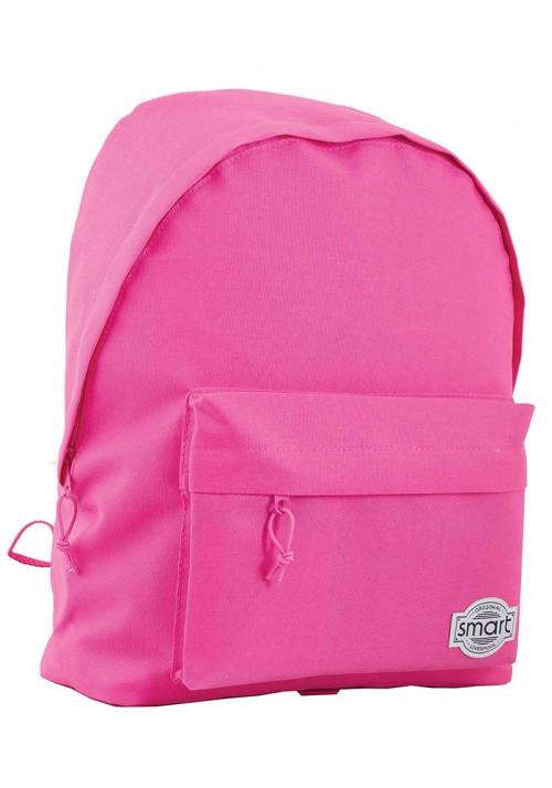 Городской ярко-розовый рюкзак Smart