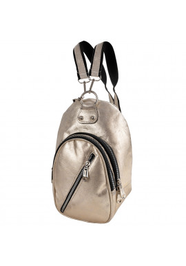Фото Женский кожаный рюкзак TUNONA SK2459-gold