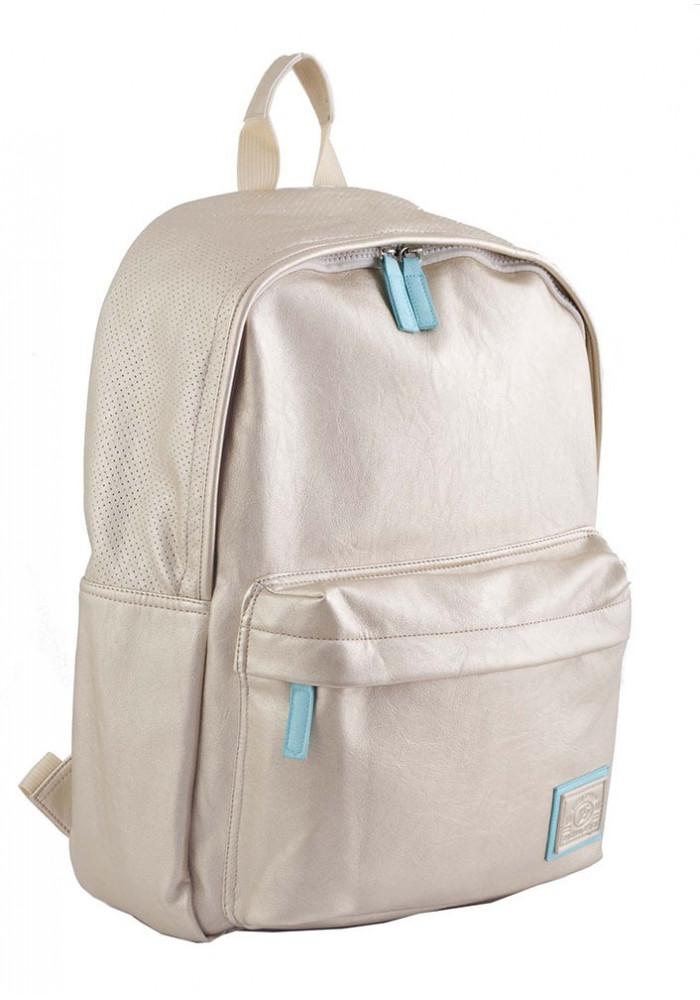 Фото Золотой перламутровый рюкзак серии Smart Infinity ST-15 Gold