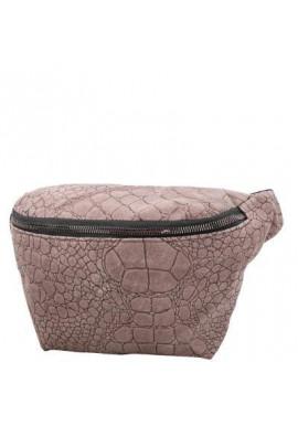 Фото Кожаная женская сумка поясная TUNONA K2464-9