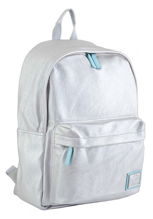 Серебристый рюкзак серии Infinity