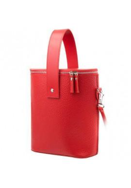 Фото Женская кожаная сумка ETERNO AN-K-033-red