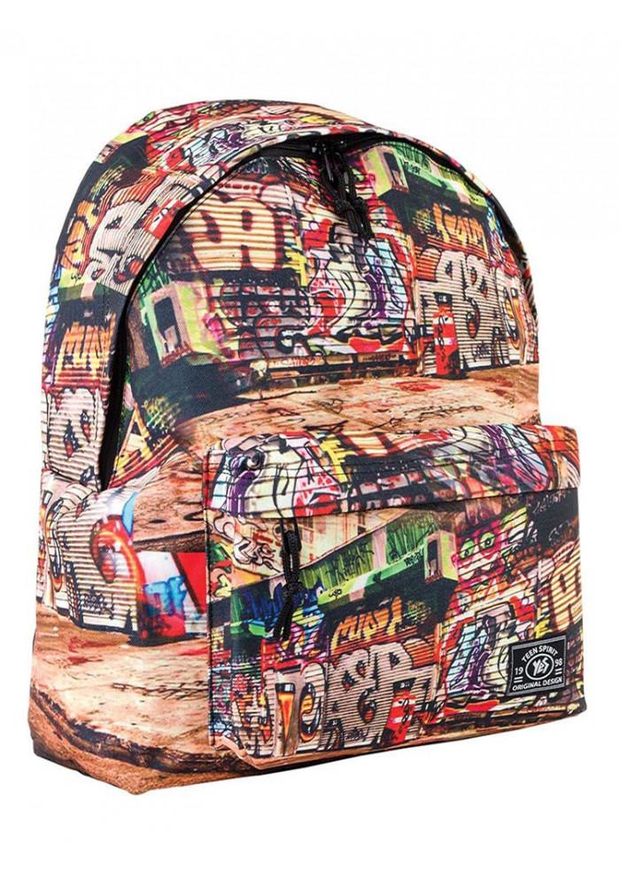 Рюкзак молодежный ST-15 Crazy 02