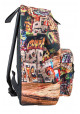 Рюкзак молодежный ST-15 Crazy 02, фото №4 - интернет магазин stunner.com.ua