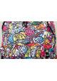 Рюкзак молодежный ST-15 Crazy 03