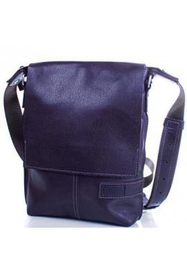 Фото Кожаная мужская сумка на плечо ETERNO ERM501BL