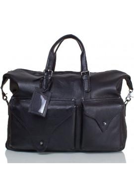 Фото Дорожная мужская кожаная сумка TOFIONNO TU3200-1-black