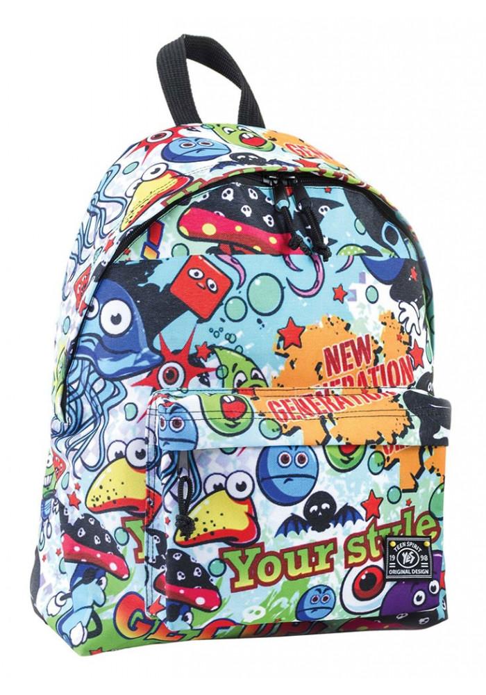 Фото 1 - Купить молодежный рюкзак ST-15 Crazy 18