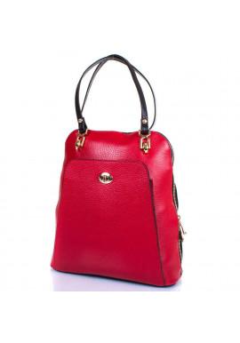 Фото Женская сумка-рюкзак кожаная DESISAN SHI3132-4