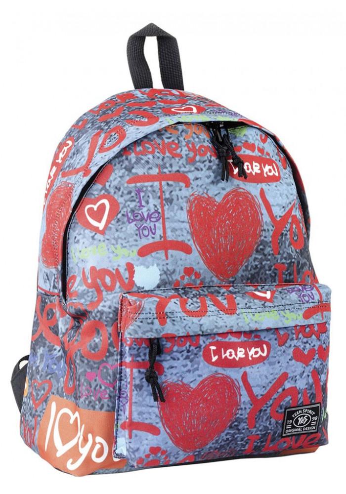 Купить рюкзак женский городской ST-15 Crazy 21