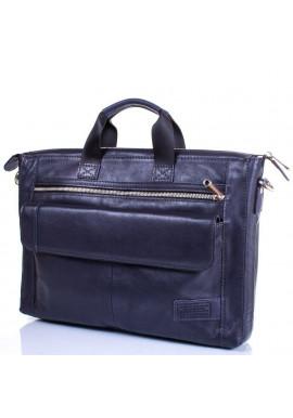 Фото Мужская кожаная сумка ETERNO ERM415BL