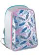 Модный рюкзак каркасный для школы H-23 Feather - Картинка - интернет магазин stunner.com.ua