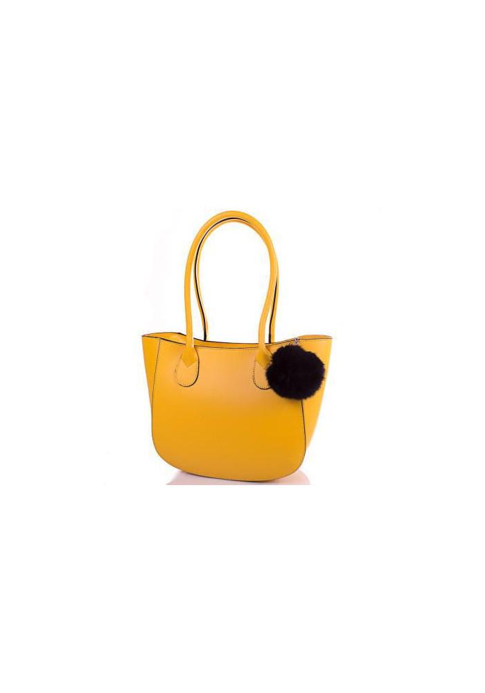 Фото Женская кожаная сумка ETERNO IBP1003