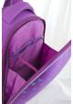 Фиолетовый школьный рюкзак YES H-12 D68 Тracery - Фото 6, фото №6 - интернет магазин stunner.com.ua