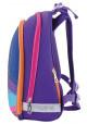 Цветной школьный каркасный рюкзак YES H-12 Colours - Фото 3