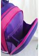 Школьный каркасный рюкзак для девочки с орнаментом YES H-12 Ornament - Фото 6