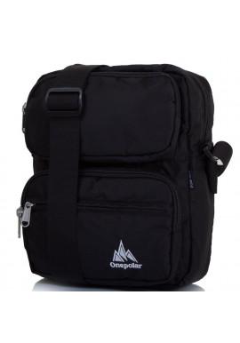 Фото Мужская сумка ONEPOLAR из ткани W5630-black