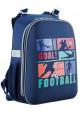 Каркасный рюкзак для первоклассника YES H-12 Football - Фото - интернет магазин stunner.com.ua