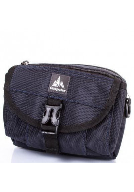 Фото Мужская сумка на плечо тканевая ONEPOLAR W3172-navy