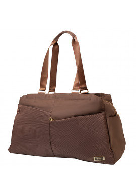 Фото Женская дорожная сумка EPOL VT-9260-brown