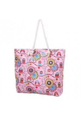 Фото Женская пляжная сумка ETERNO текстиль DET1807-2