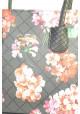 Женская сумка с цветами - Фото женской сумки 5, фото №5 - интернет магазин stunner.com.ua
