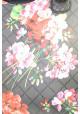Сумка женская шопер с цветами - Фото шопера 5