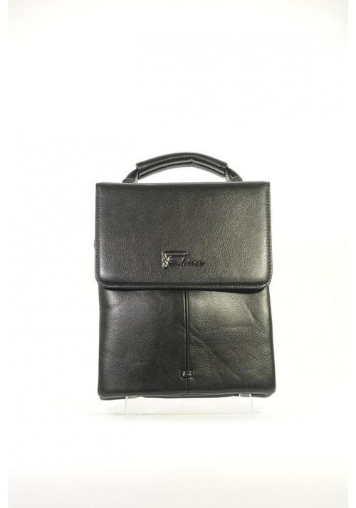 Строгая мужская сумка через плечо Fashion