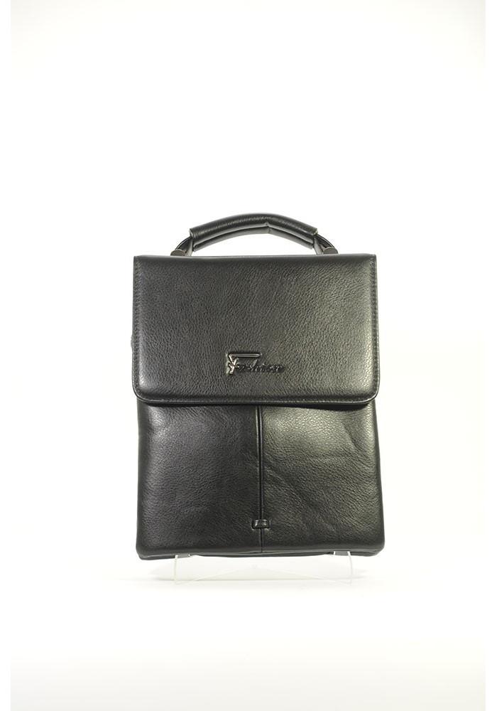 Фото Строгая мужская сумка через плечо Fashion 8089-3