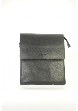 Фото Черная мужская сумка через плечо Fashion А8029-3-BLK