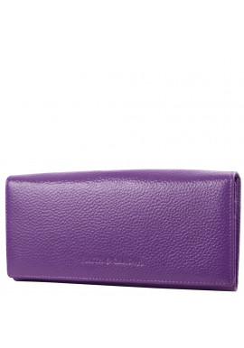 Фото Кошелек женский кожаный SMITH&CANOVA FUL-28609-purple