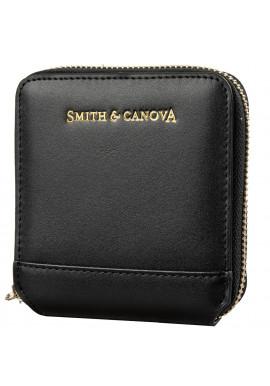 Фото Кошелек женский кожаный SMITH&CANOVA FUL-26812-black