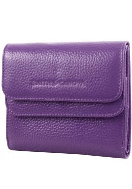 Фото Кошелек женский кожаный SMITH&CANOVA FUL-28611-purple