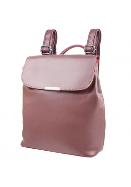 Фото Кожаный женский рюкзак ETERNO DETASS669-13