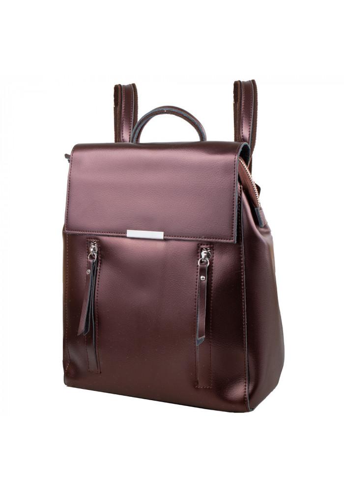 Фото Женский кожаный рюкзак ETERNO DETASS670-10