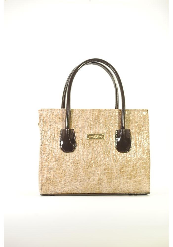 Фото Красивая маленькая лаковая женская сумка 97BK-210-5