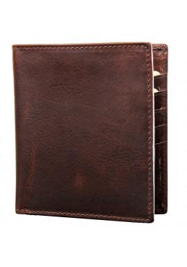 Фото Кошелек мужской кожаный SMITH&CANOVA FUL-92410-brown